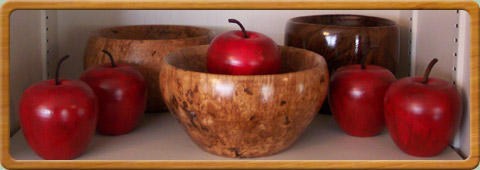 Bowls & Apples